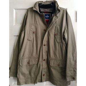 MENS Field Jacket with Vest